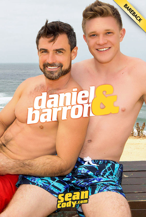 Daniel Fucks Barron (Bareback) at SeanCody