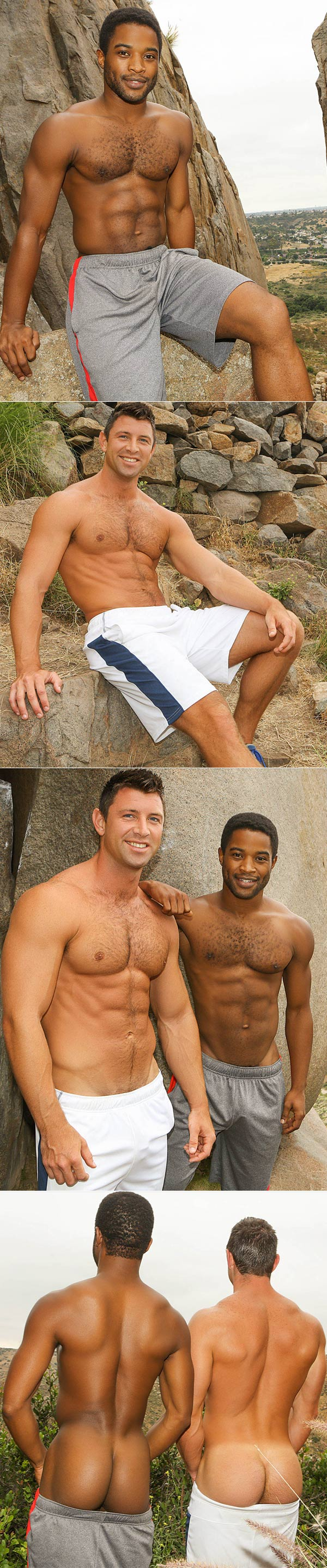 Landon Fucks Shaw (Bareback) at SeanCody