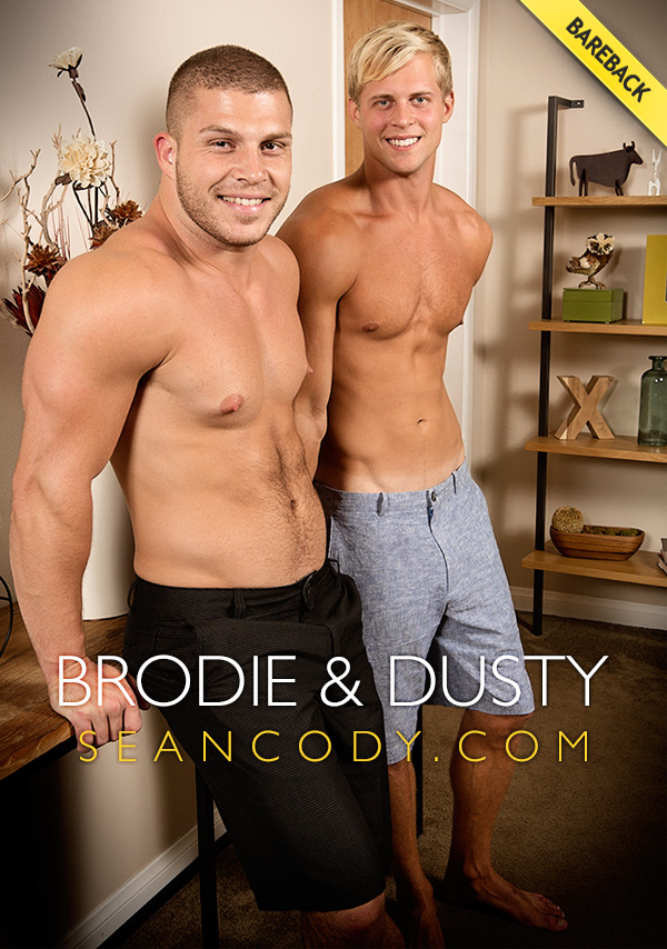 Brodie Fucks Dusty (Bareback) at SeanCody