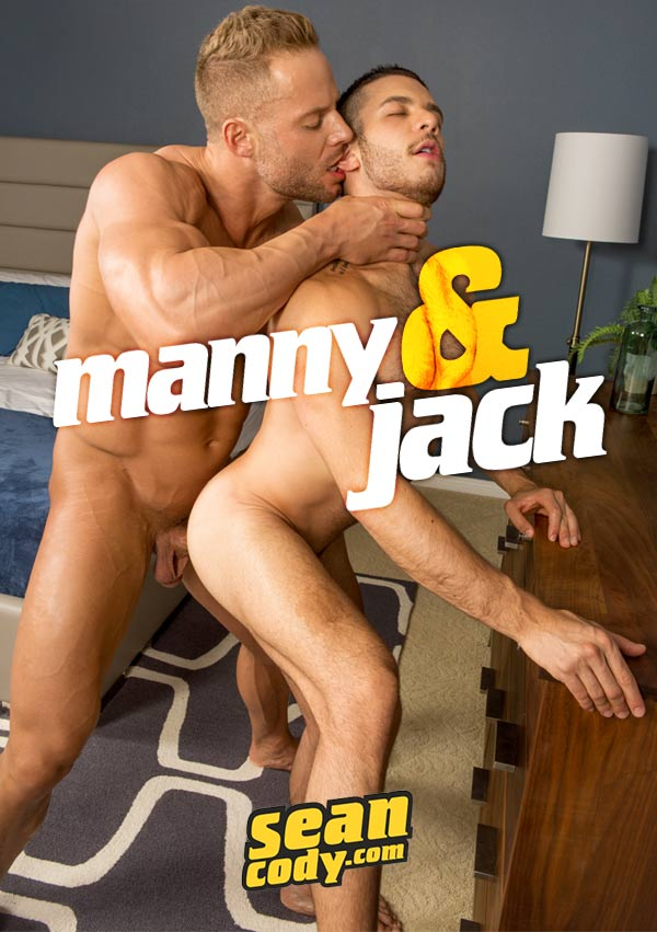 Jack Fucks Manny (Bareback) at SeanCody