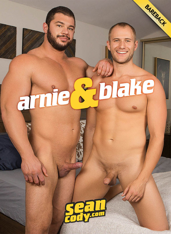 Arnie Fucks Blake (Bareback) at SeanCody