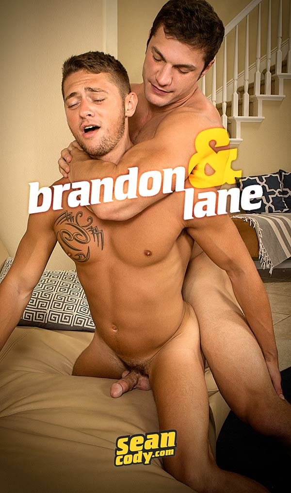 Brandon Fucks Lane (Bareback) at SeanCody