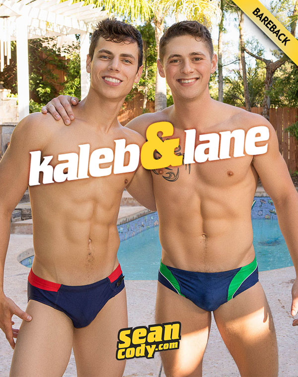 Kaleb Fucks Lane (Bareback) at SeanCody