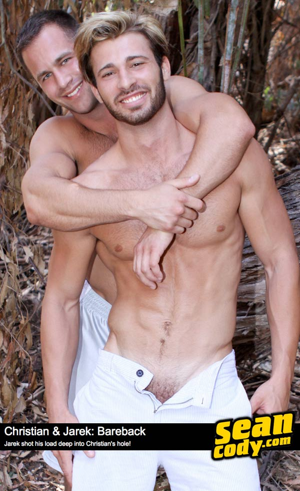 Christian & Jarek (Bareback) at SeanCody