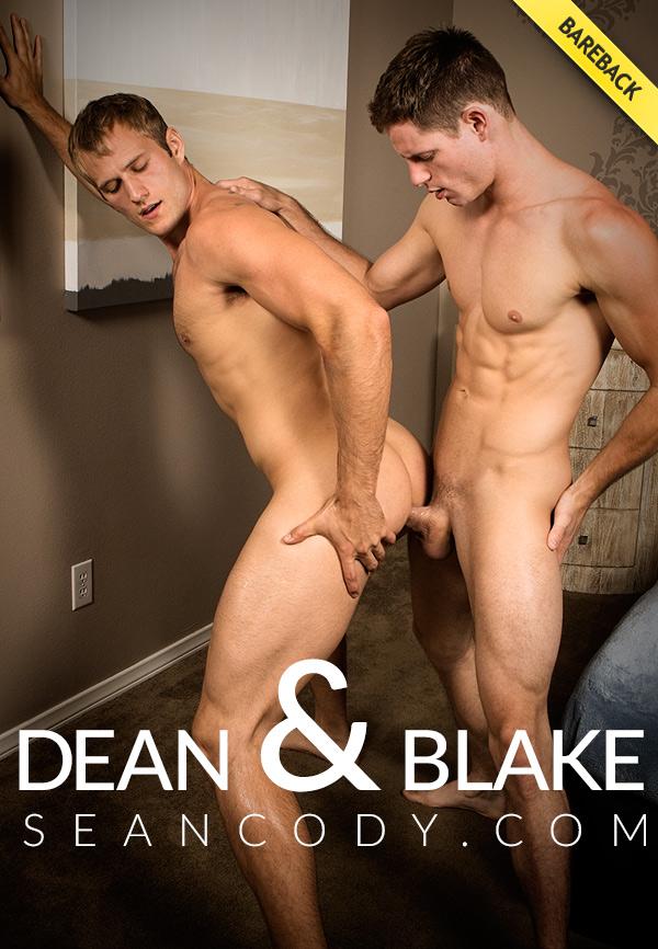 Dean Fucks Blake (Bareback) at SeanCody