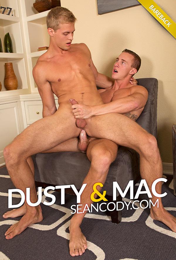 Dusty & Mac (Bareback) at SeanCody
