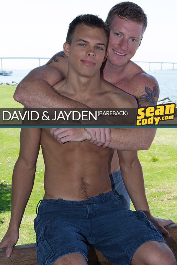 David & Jayden (Bareback) at SeanCody