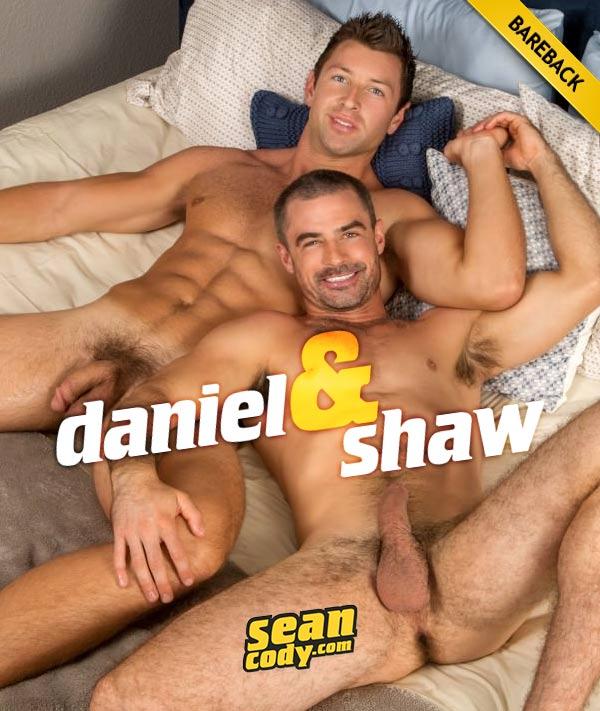 Daniel Fucks Shaw (Bareback) at SeanCody