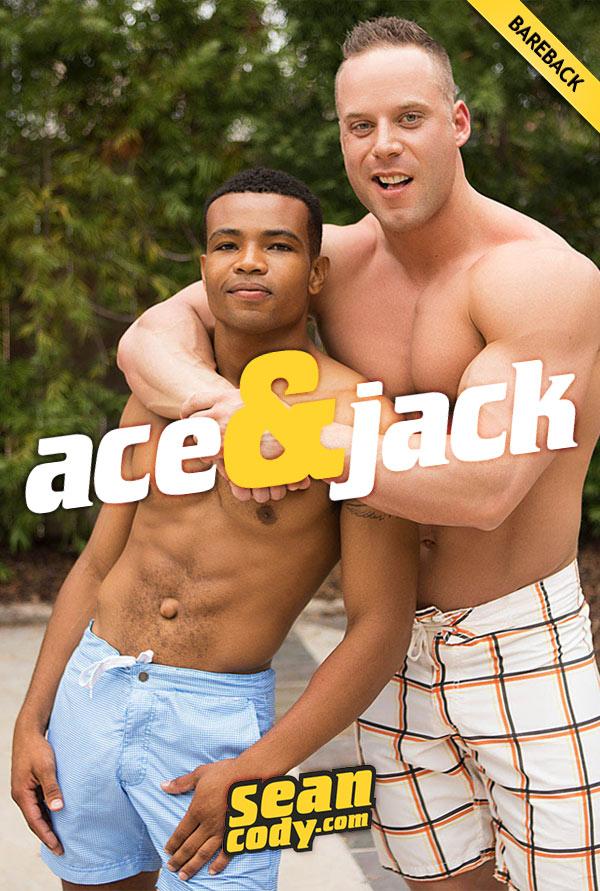 Jack Fucks Ace (Bareback) at SeanCody