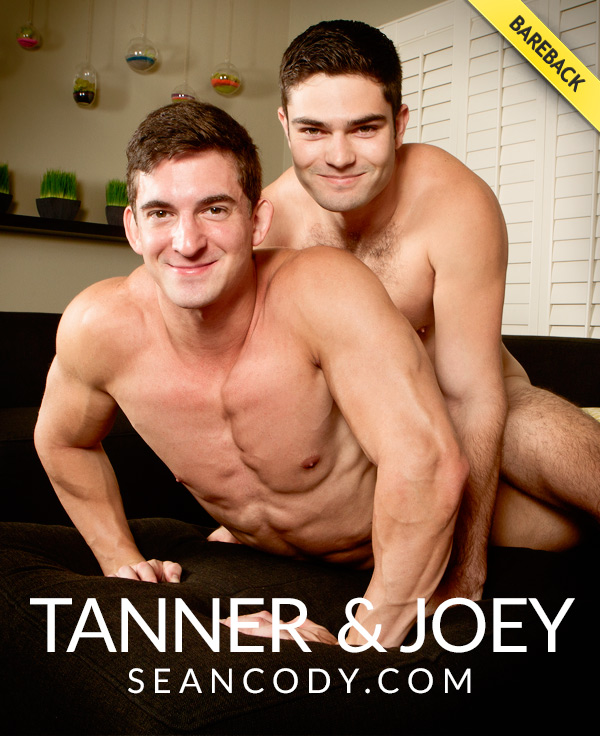 Tanner Fucks Joey (Bareback) at SeanCody