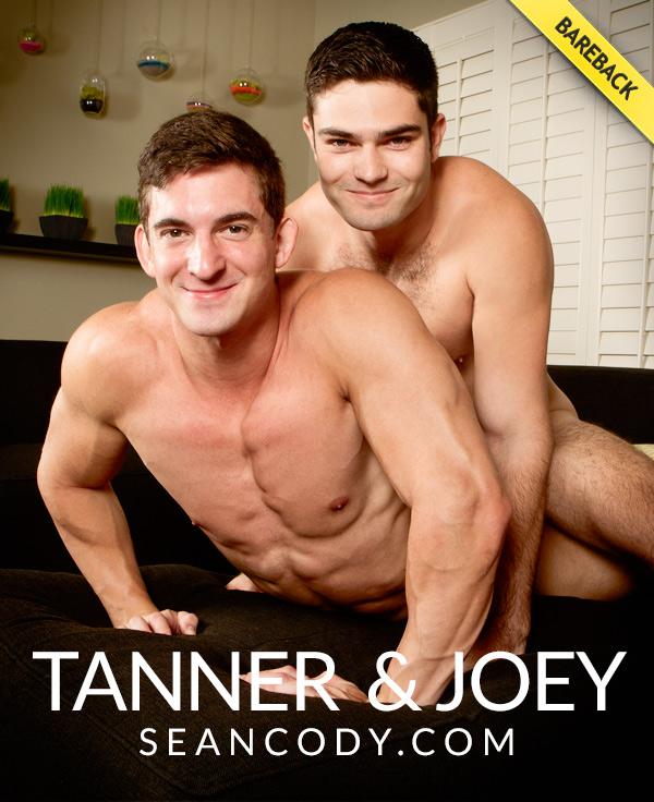 Tanner Fucks Joey (Bareback) at SeanCody