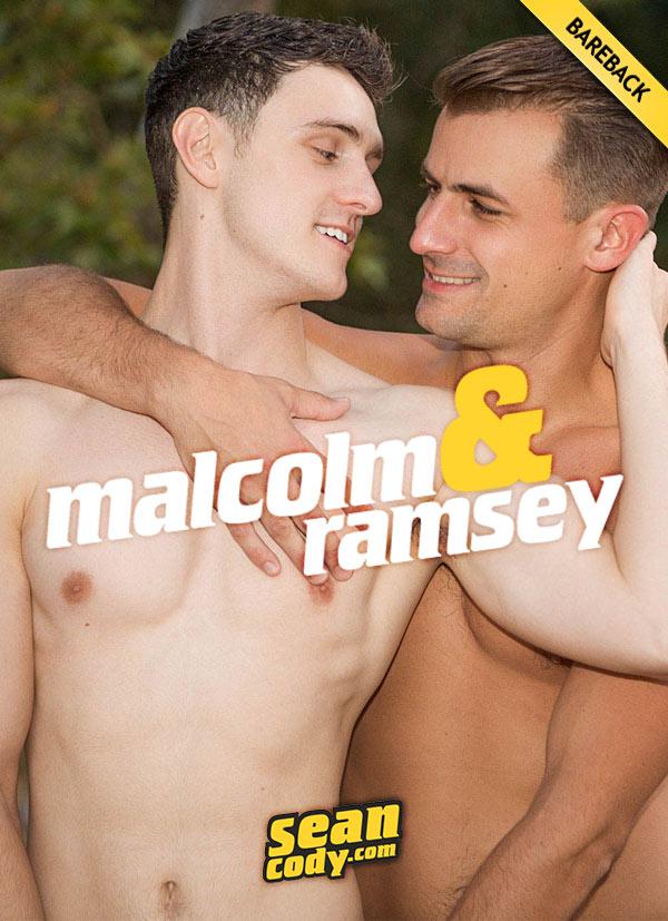 Malcolm Fucks Ramsey (Bareback) at SeanCody