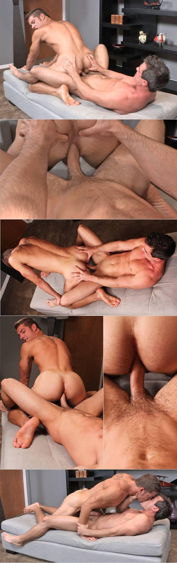 Aidan & Daniel (Bareback) at SeanCody