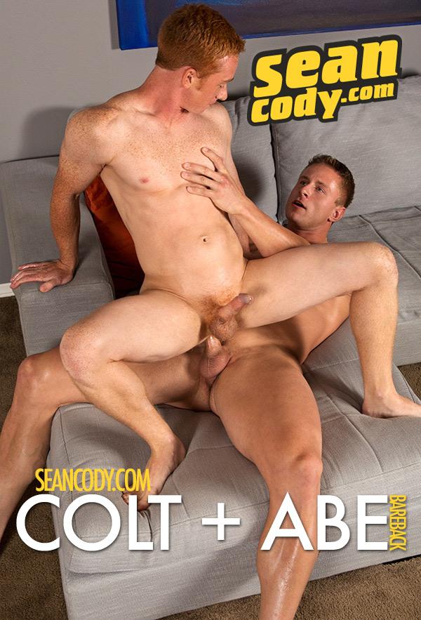 Colt & Abe (Bareback) at SeanCody