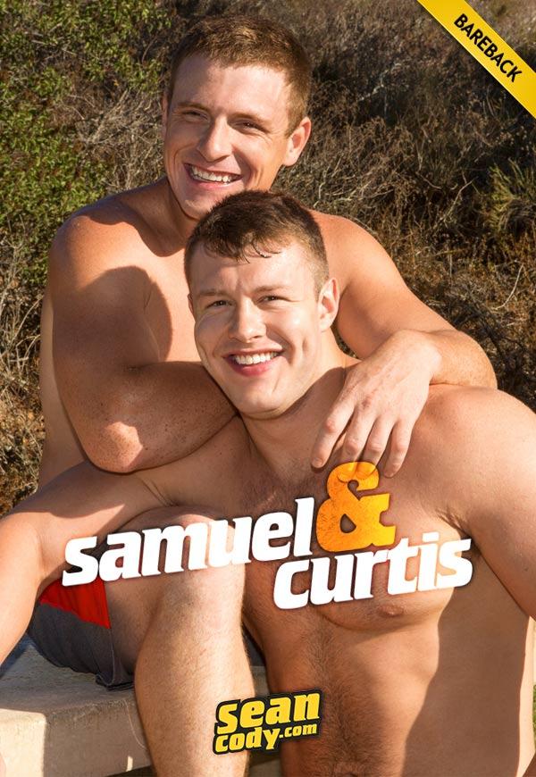 Samuel Fucks Curtis (Bareback) at SeanCody
