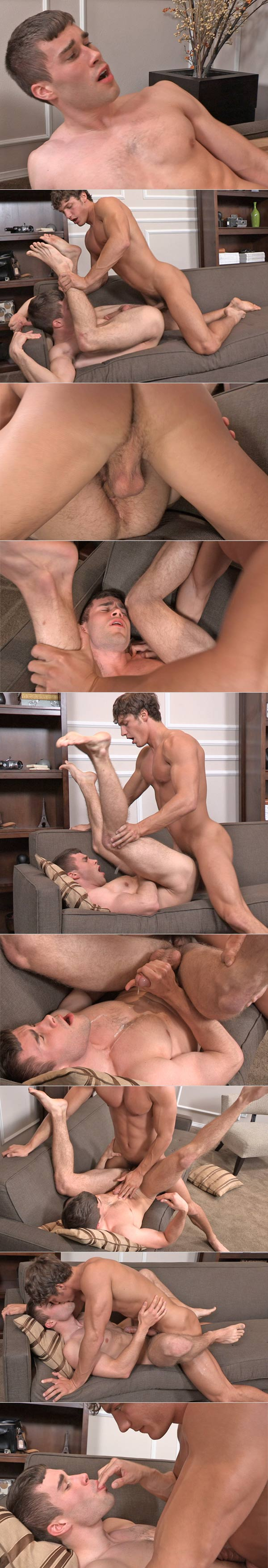 Coner & Brandon (Bareback) at SeanCody