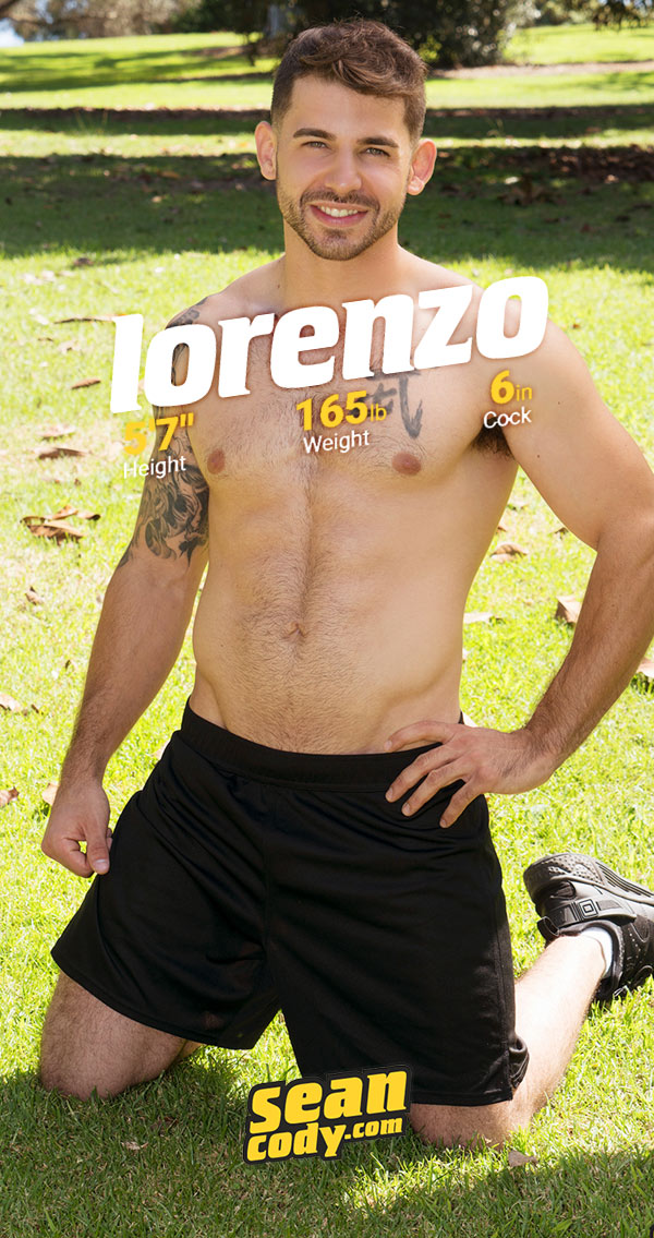 Lorenzo at SeanCody