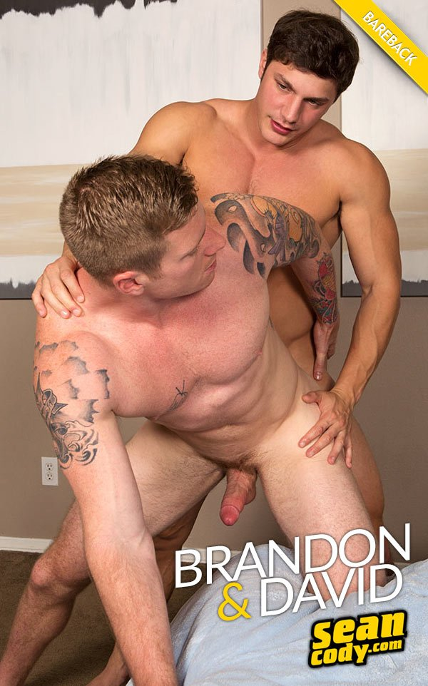 Brandon & David (Bareback) at SeanCody