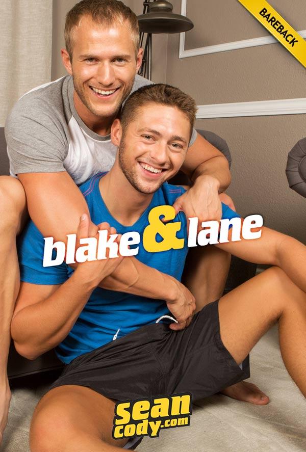 Blake & Lane (Bareback Flip-Fuck) at SeanCody