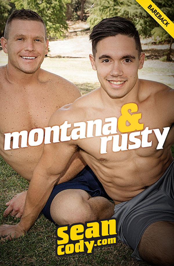 Montana Fucks Rusty (Bareback) at SeanCody