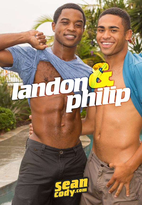 Landon Fucks Philip (Bareback) at SeanCody