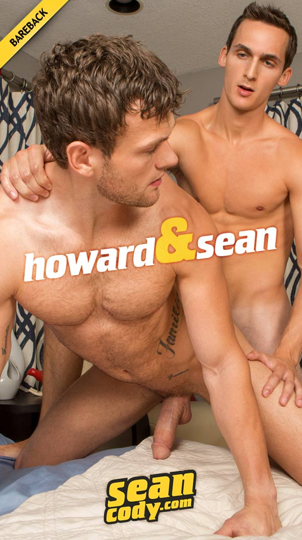 Howard Fucks Sean (Bareback) at SeanCody