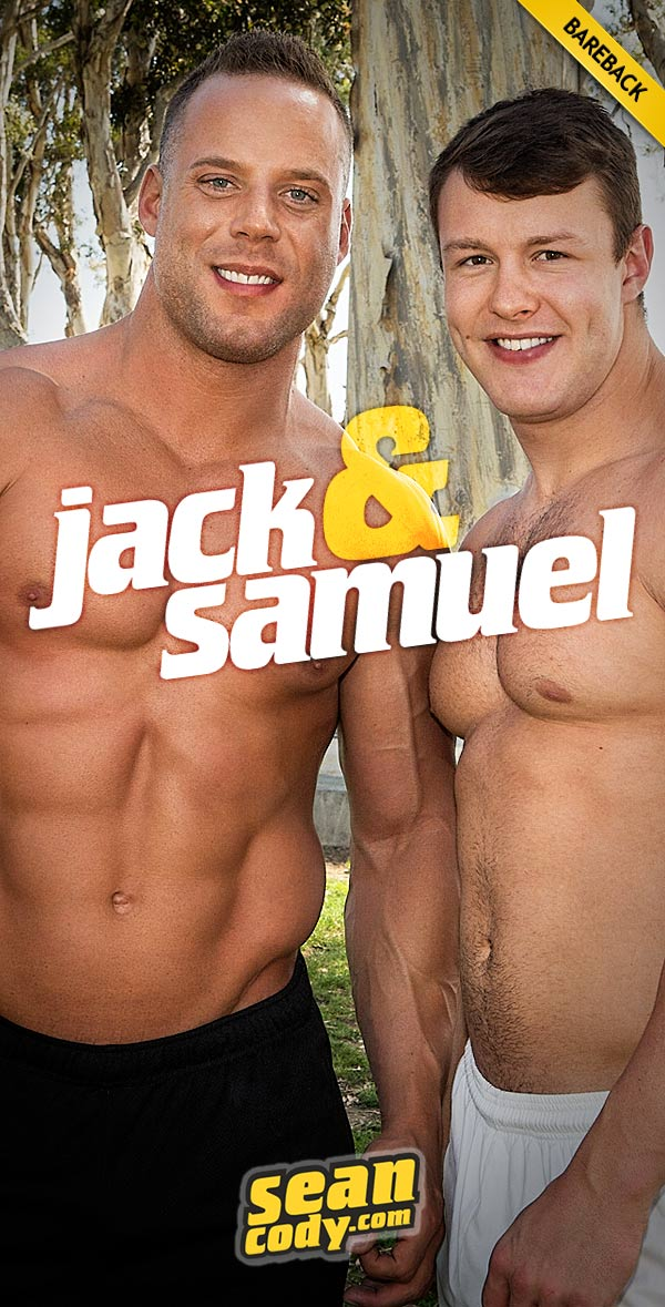 Jack Fucks Samuel (Bareback) at SeanCody