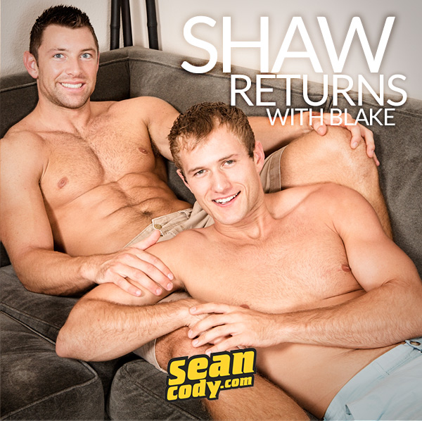 Exclusive: Shaw To Return to Sean Cody With Blake