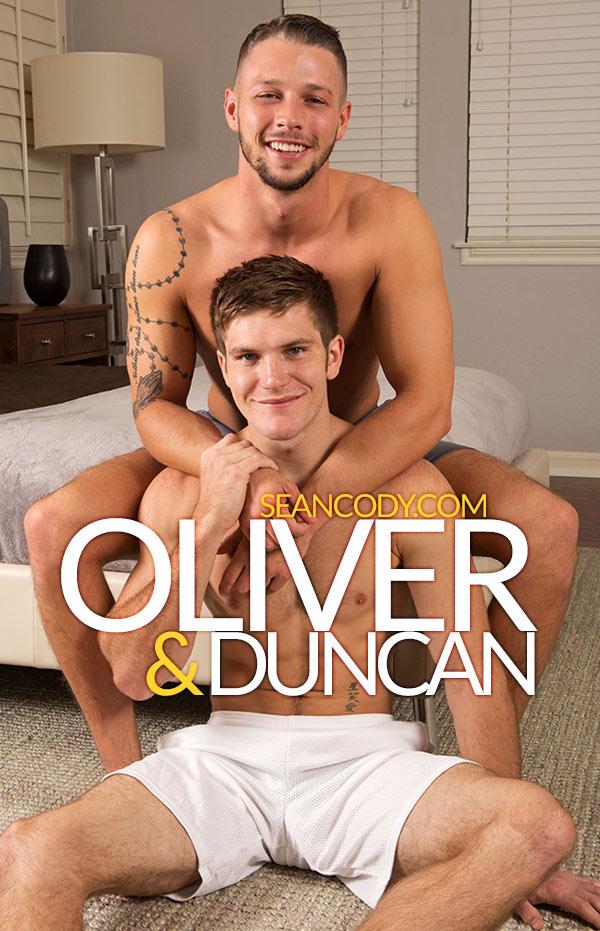Oliver & Duncan (Bareback) at SeanCody