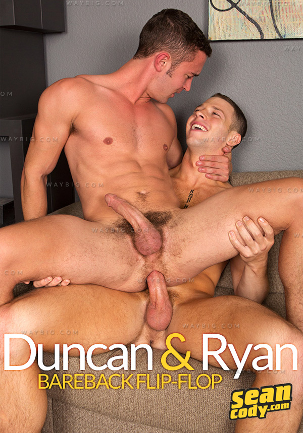 Duncan & Ryan (Bareback) at SeanCody