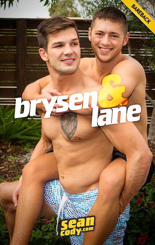Brysen Fucks Lane (Bareback) at SeanCody