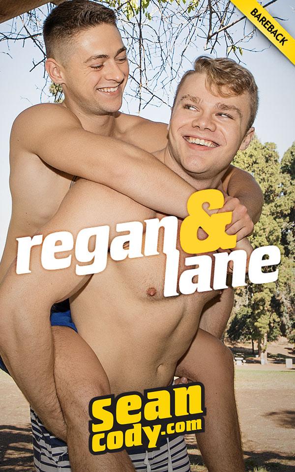 Regan Fucks Lane (Bareback) at SeanCody
