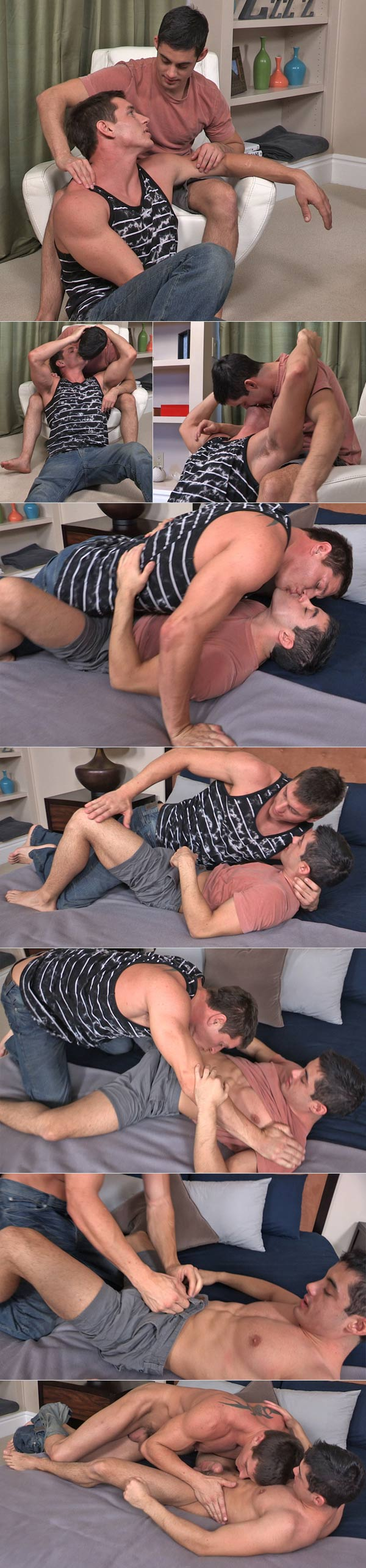 Grant & Ashton (Bareback) at SeanCody