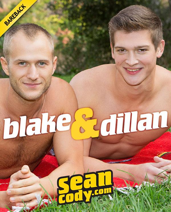 Dillan Fucks Blake (Bareback) at SeanCody