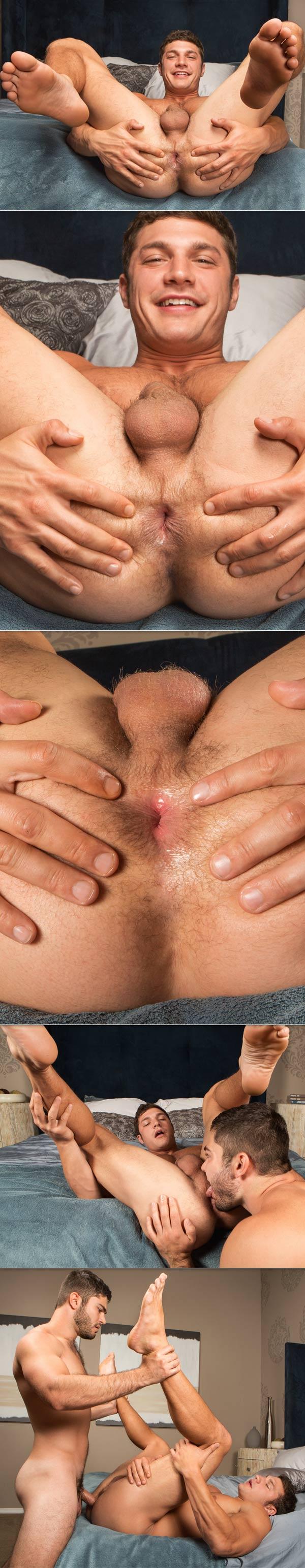 Brandon Bottoms For Tanner (Bareback Flip-Fuck) at SeanCody