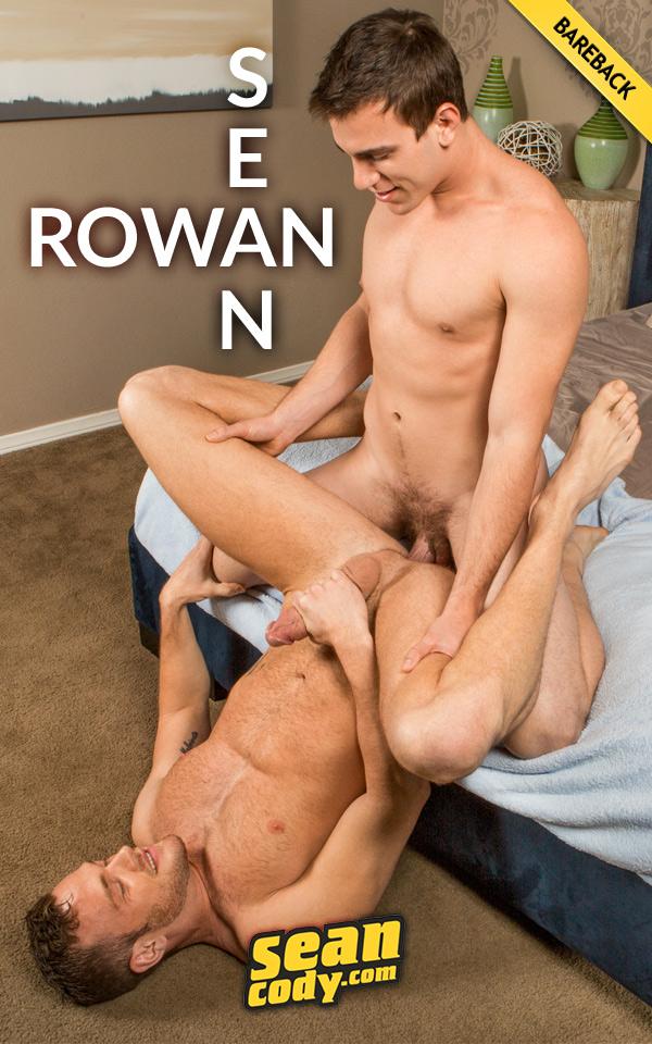 Rowan Fucks Sean (Bareback) at SeanCody