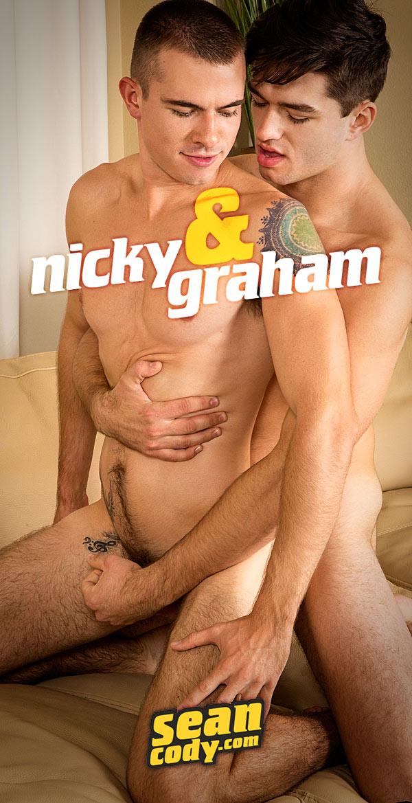 Nicky Fucks Graham (Bareback) at SeanCody