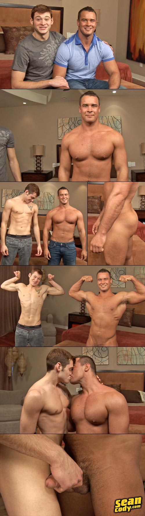 Oscar & Kurt at SeanCody
