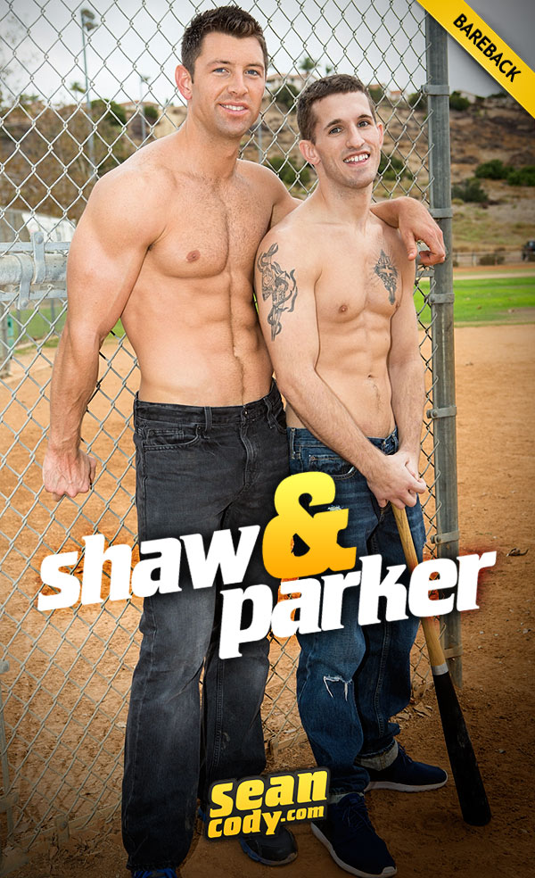 Parker Fucks Shaw (Bareback) at SeanCody