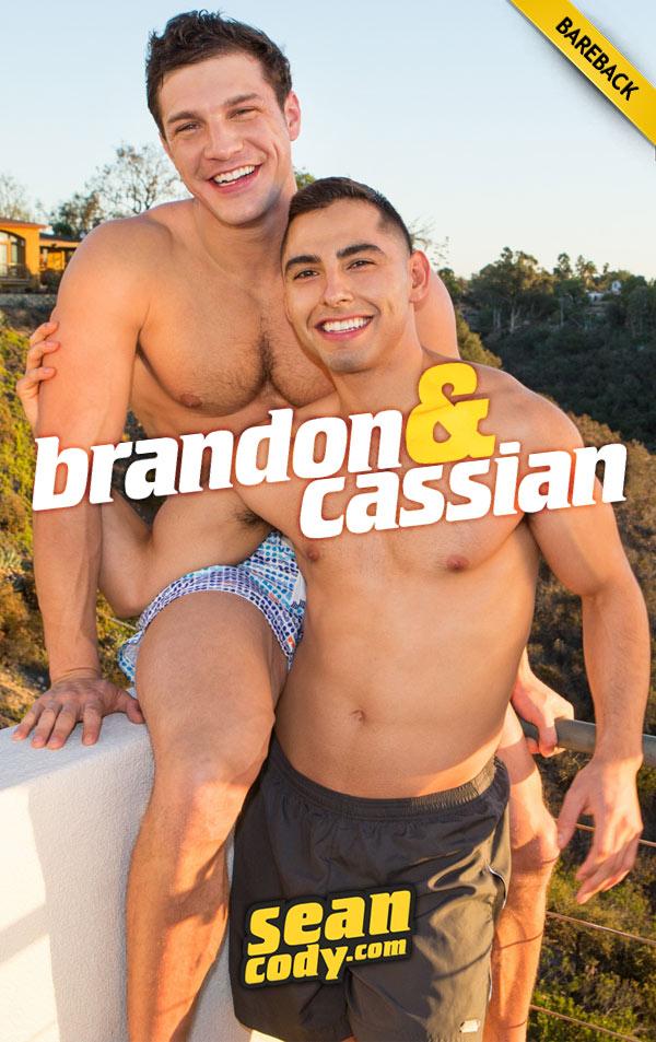 Brandon Fucks Cassian (Bareback) at SeanCody