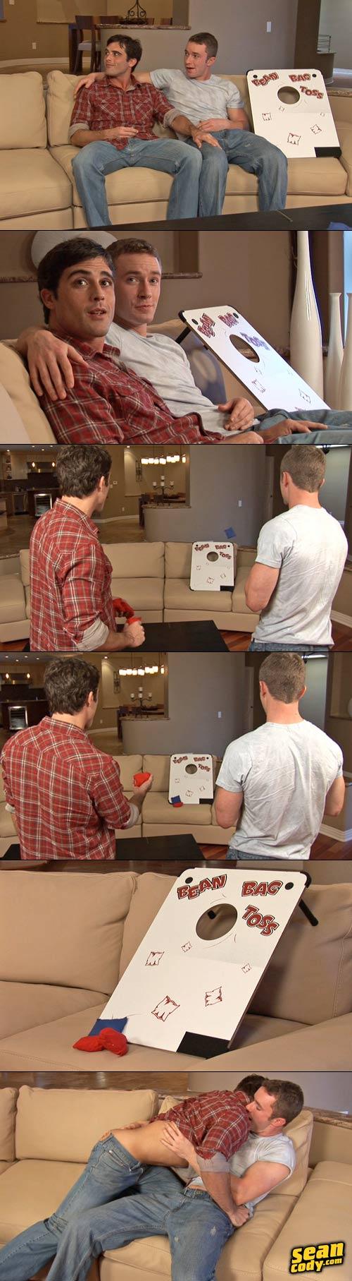 Lance & Ethan at SeanCody