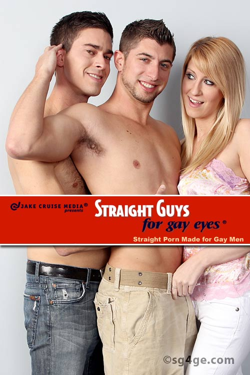 My Husband's Boyfriend (Mike Martinez & Charles O'Riley) at StraightGuys4GayEyes