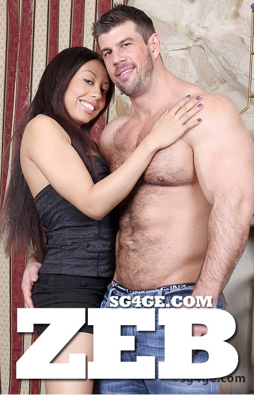 Zeb Atlas III at StraightGuys4GayEyes