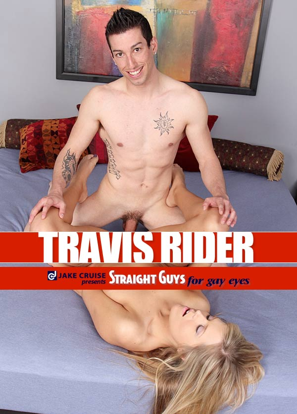 Travis Rider at StraightGuys4GayEyes