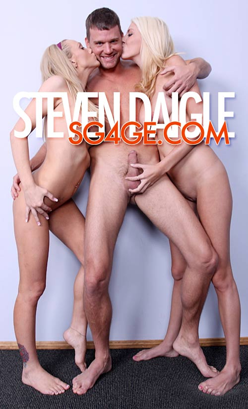 Steven Daigle at StraightGuys4GayEyes