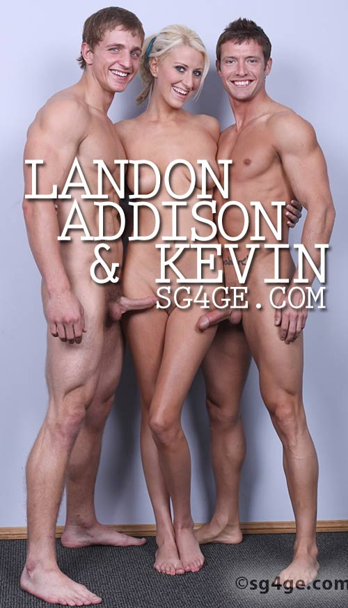 Beyond Straight (with Kevin Crows & Landon Mycles) at StraightGuys4GayEyes