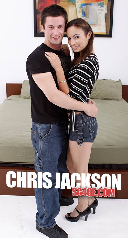 Chris Jackson at StraightGuys4GayEyes