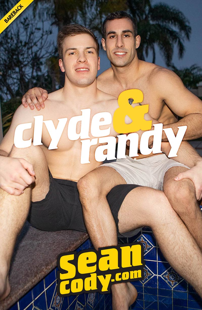 Clyde Fucks Randy (Bareback) at SeanCody