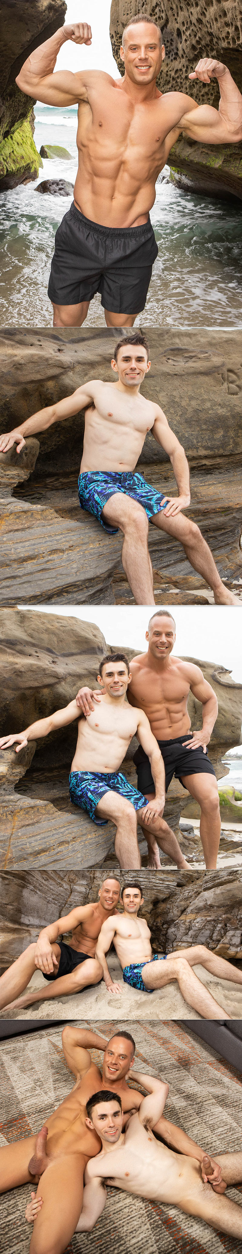 Jack Fucks Jamie (Bareback) at SeanCody