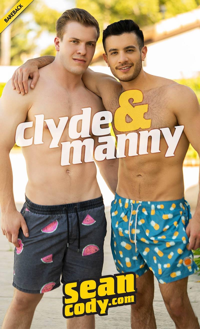 Clyde Fucks Manny (Bareback) at SeanCody